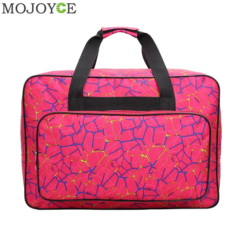 Unisex Large Capacity Travel Bag Portable Women Tote Hand Bag Sewing Machine Bags Multifunctional Travel Bags for Sewing Machine