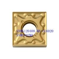 vp15tf ue6020 20PCS קרביד הכנס SNMG120408 / SNMG432 VP15TF / UE6020 CNC מחרטה כלי CNC מכונת כלי חלקים כרסום מחרטה כלי (1)