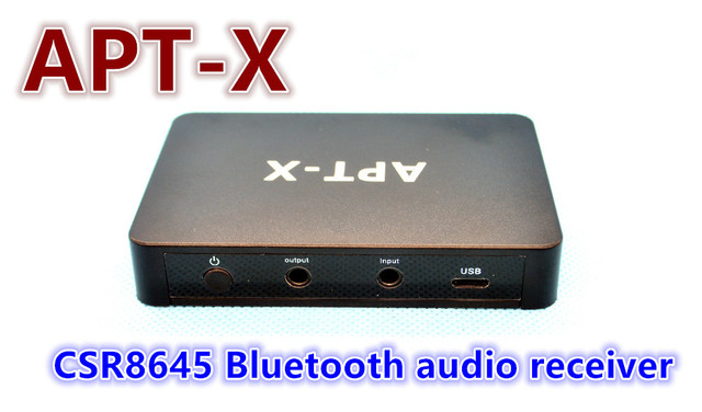 Aptx bluetooth receiver купить
