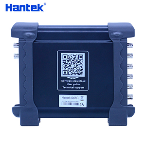 Image 5 - Hantek 1008B/1008C 8 каналов автомобильный осциллограф 80 типов автомобильной диагностической функции зажигания/датчика/обнаружения шины