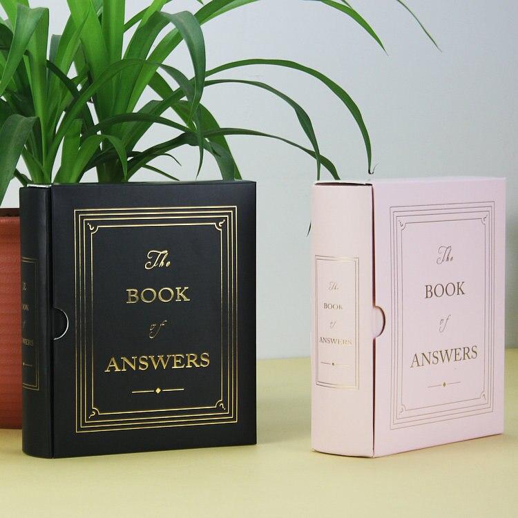 Organizador planejador adesivos livro de respostas livros mágicos caderno papelaria diário para material escolar