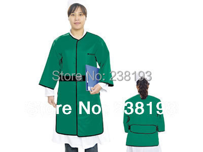 ERO ASIA long sleeve 0 5mmpb Lead rubber clothing x ray protective clothing Y rays protective