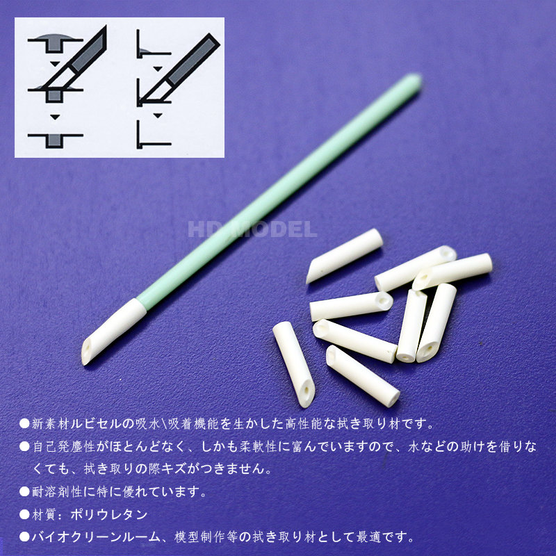 Model Penetrating Line Old Wiping Pen Tool Eraser Remedy Pen
