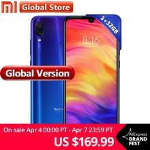 Global Version Xiaomi Redmi Note 7 32GB 3GB Mobilephone Snapdragon 660 Octa Core 4000mAh 6.3″ FullScreen13MP+ 48MP Dual Camera