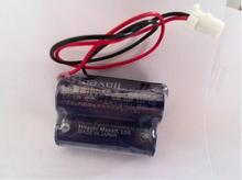 3pcs/lot New Genuine Maxell CR17450 3v CR17450(3v) 2 combination Battery Batteries Free Shipping
