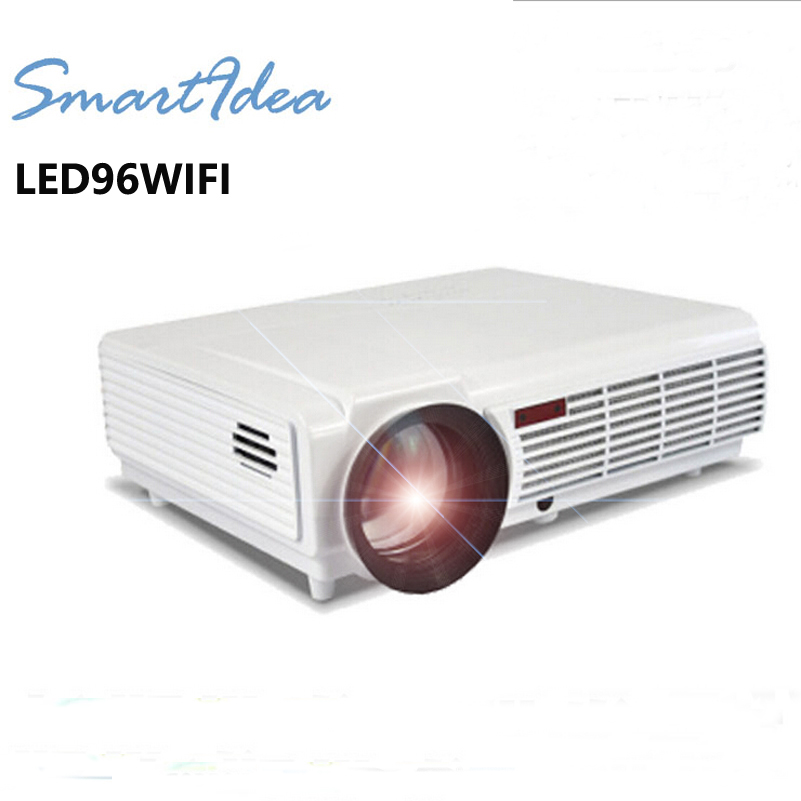 5500 Lumens Smart Lcd Tv Led Projector Full Hd Support: Buy 5500 Lumens Smart Android 4.4 Lcd Tv Led Projector
