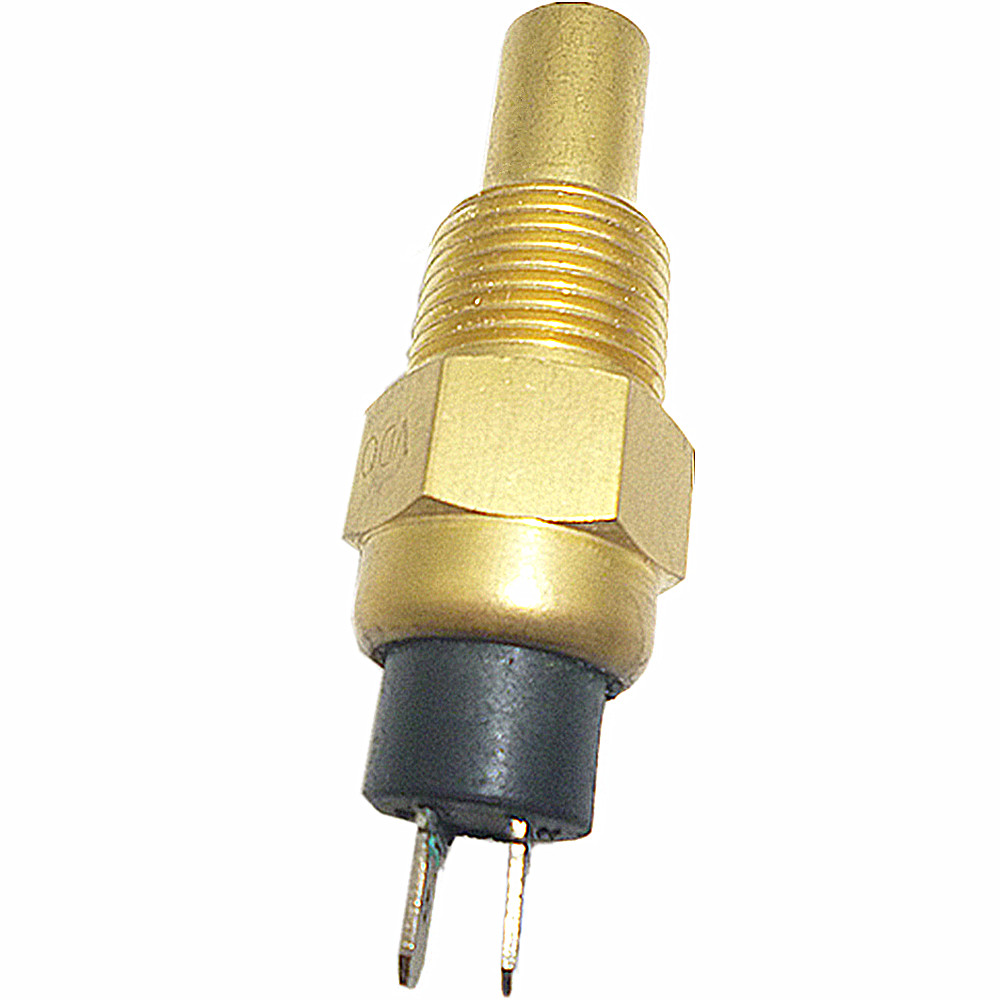 npt engine water temperature sending switch sensor   diesel engine gauge autometer
