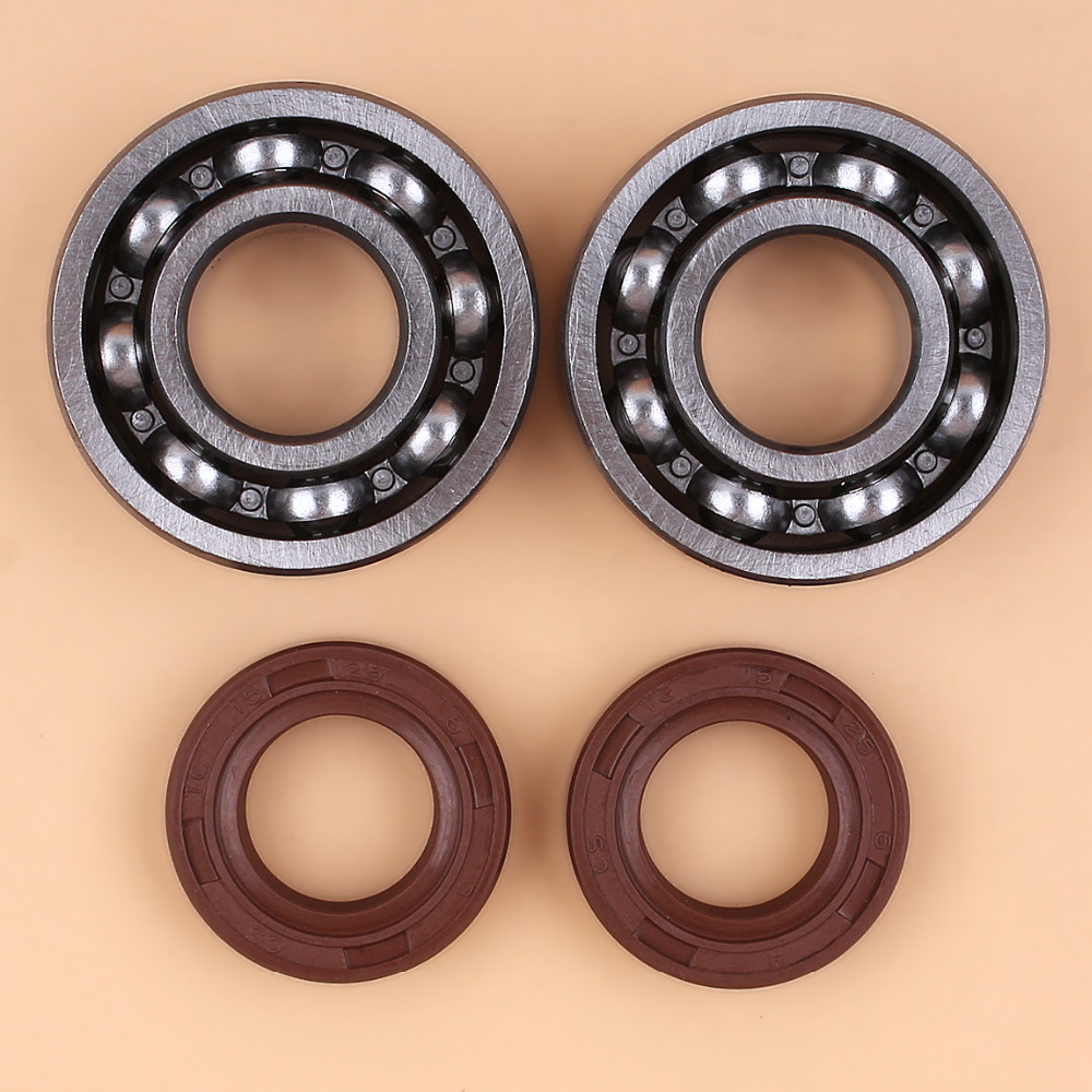 Crankshaft Crank Ball Bearing Oil Seals For SITHL MS250 MS230 MS210 MS 250 230 210 025 023 021 Chainsaw Parts