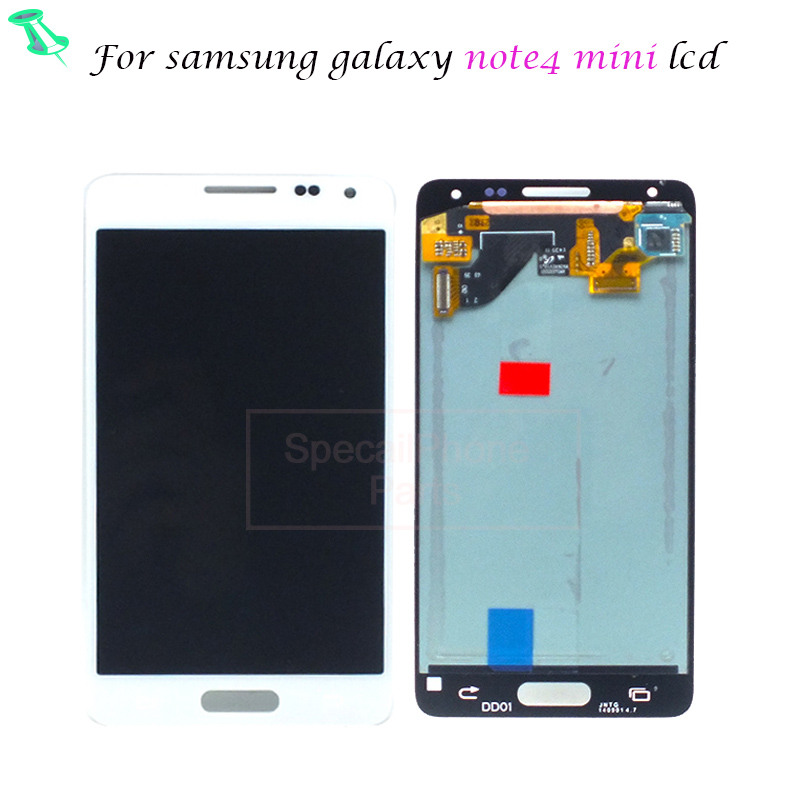4 7 AMOLED Screen For SAMSUNG Galaxy Note 4 MINI lcd Alpha G850 G850F SM G850