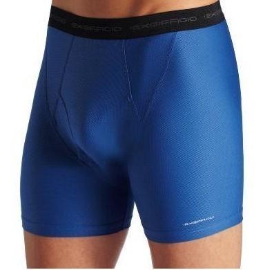 2017 nuevo estilo tirón en underwear underwear exofficio hombres boxeadores apretados Cueca Mens Boxer Homme De Marca Negro Gris EE.UU. Tamaño S-XL