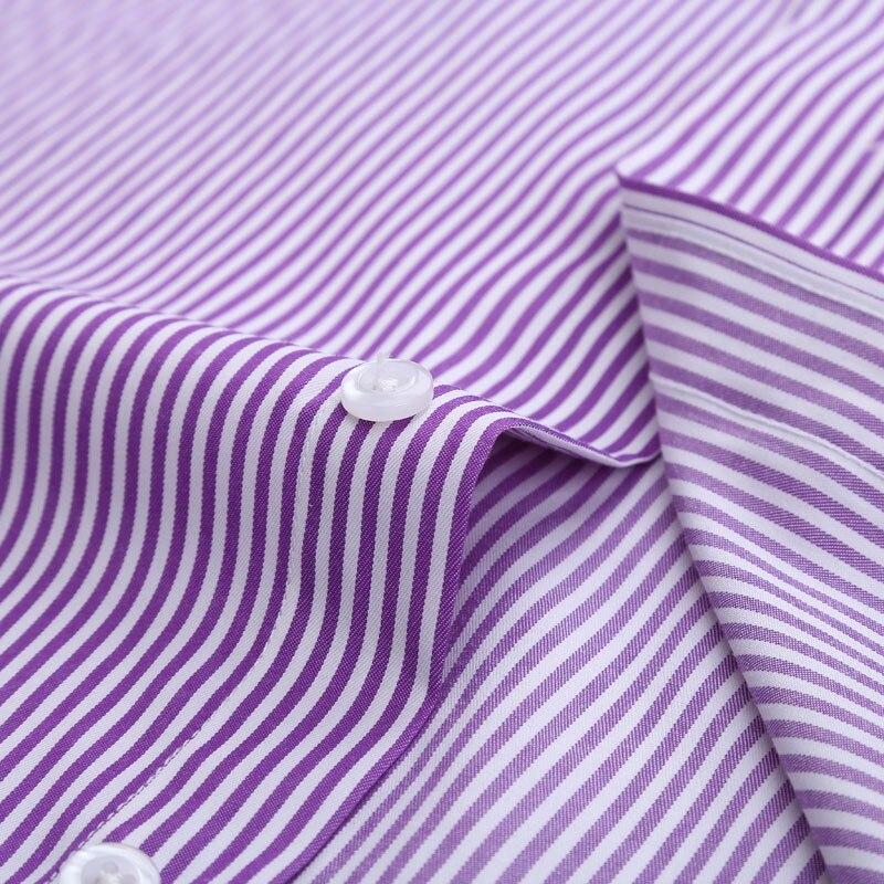 מותג HQ חולצה משלוח חינם גברים של שירט חדשה של גברים שרוול ארוך חולצות מקרית Slim fit צרפתית חפתים החולצות לגברים גדול