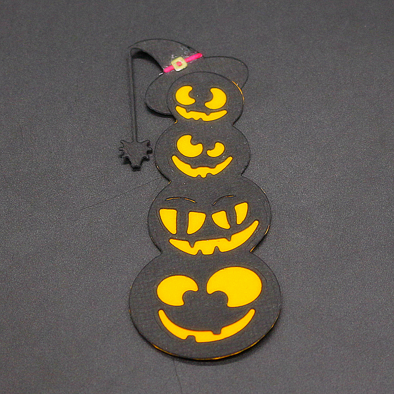 SCD1178 Pumpkin Light Metal Cutting Dies For Scrapbooking Stencils DIY Album Cards Decoration Embossing Folder Die Cuts Tools in Cutting Dies from Home Garden