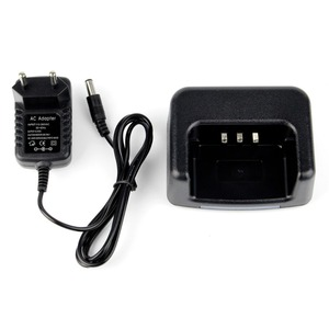 Image 3 - Radio Battery Charger for Retevis RT3 TYT MD 380 Walkie Talkie Portable Two Way Radio Comunicador J9110C