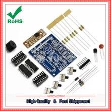 Six music box kit / electronic production kit / electronic d