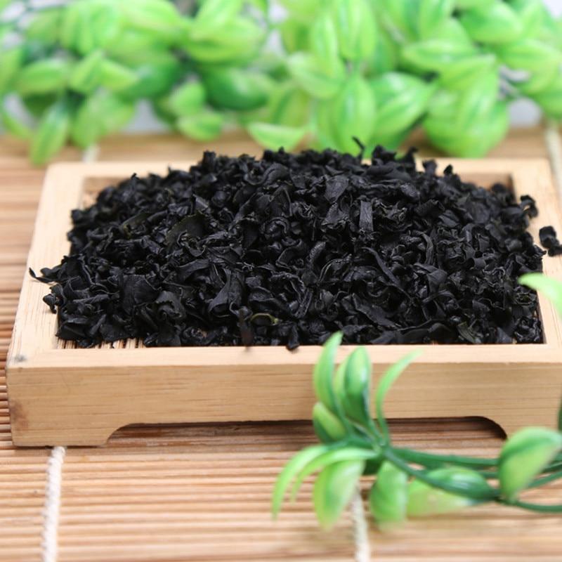 200g per bag dried wakame seaweed cabbage sea fungus dried spirulina seaweed kelp tender seaweed for sushi in Sushi Tools from Home Garden