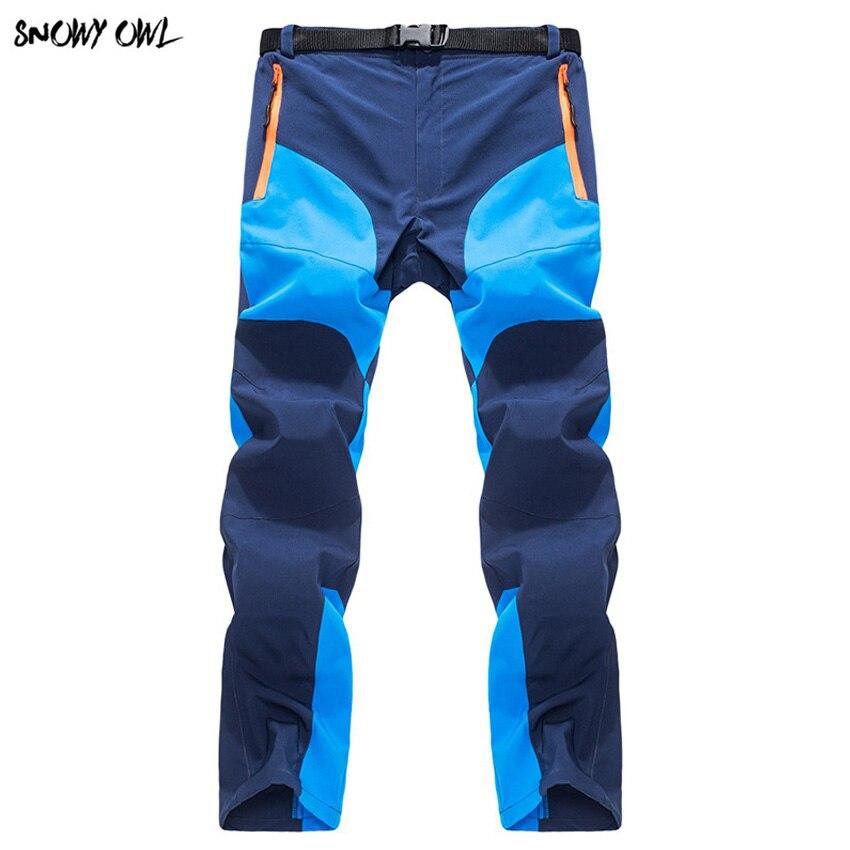 2018 nouveau haut de gamme pantalon de Ski hommes préservation pantalon de Ski Charge haute imperméable respirant pantalon pantalon pantalon de neige