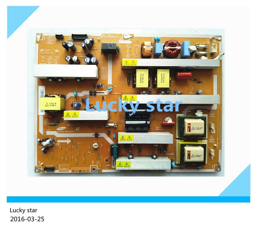 Original LA46A550P1R power supply board BN44-00202A IP-271135A фото