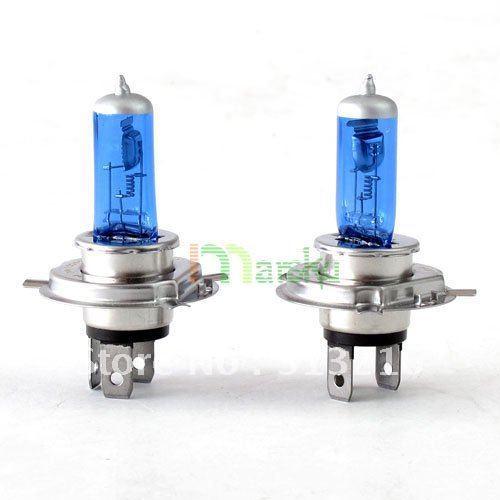 Car H4 Xenon Headlight Bulb 24V 100/90W  Auto Automotive Lighting P43T Base Lamp Light Super White #2671