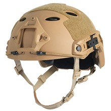 лучшая цена Protective Paintball Wargame Helmet Army Airsoft Tactical FAST Helmet Tactical Military Combat Helmet