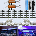 30w 60w 90w 120W 300w Solderless DIY Led Aquarium Light Kit For LED Fish Tank Lighting