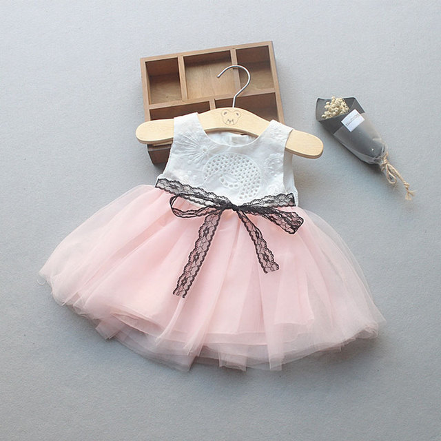 Baby Girl Princess Dressing For Party and Wedding