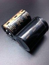 2PCS Spot ELNA LAO 10000uF/80V origl authentic audio and video capacitors 10000uF 80V made free shipping