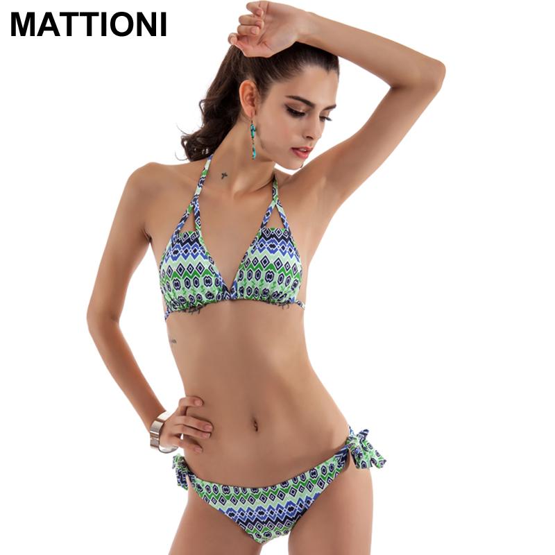 MATTIONI Summer Sexy Brazilian Bikinis Two-Piece Swimsuit Women Swimwear Push Up Bikini Set Top Beach Bathing Suits Swim Wear 13