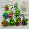Artificial Flowers Slik Stamen Diy Bouquet