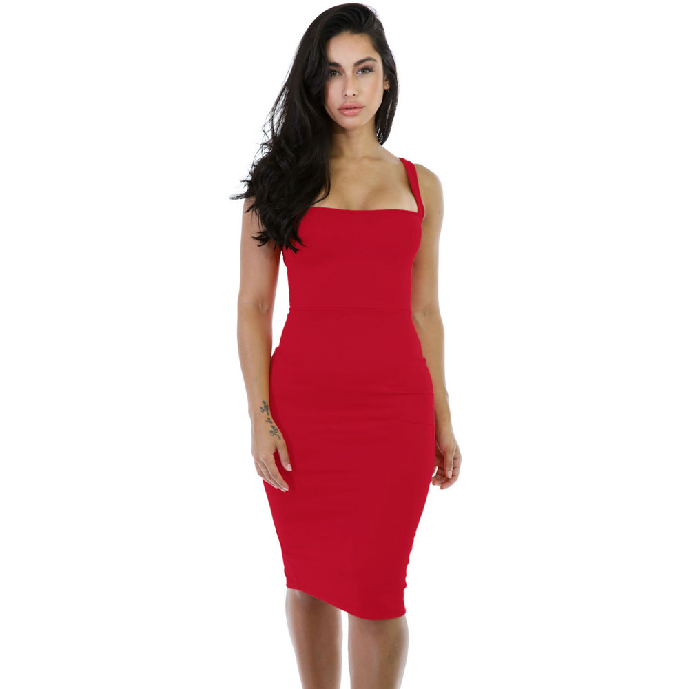 Online Buy Wholesale lady red dress from China lady red dress ...