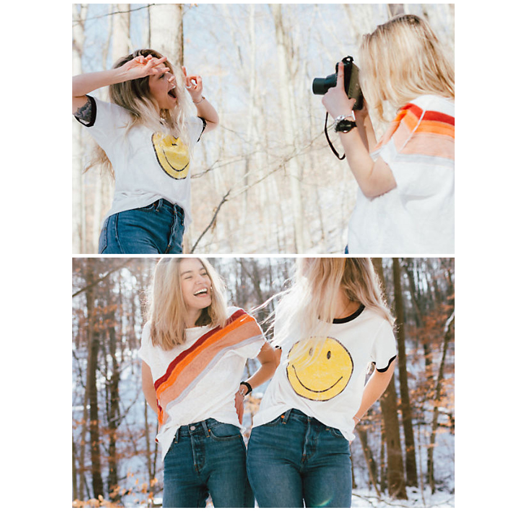 Emoji Graphic Smiley Face T Shirt Women Summer Aesthetic Grunge Tumblr Feminist Friends Vegan Vintage White Kawaii Cute Tops in T Shirts from Women 39 s Clothing