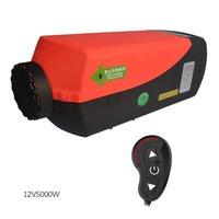 12V 5000W QN 102 Parking Fuel Air Heater Fuel Heater Car Air Conditioning Truck Diesel Heater