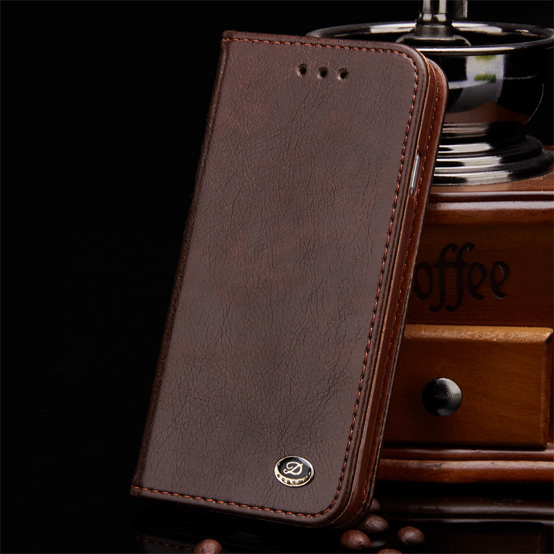 Flip Leather Case For Samsung Galaxy S7 G9300 Wallet Phone Cover For Samsung Galaxy S 7 Case With Card Holder Bag For Samsung s7