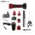 Km-8058 kemei multifuncional 5 en 1 impermeable eléctrica pelo clipper trimmer barba máquina de afeitar maquinilla de afeitar eléctrica máquina de juegos en stock