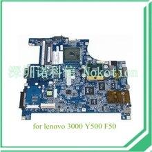 IGL50 LA 3371P For lenovo 3000 Y500 F50 laptop motherboard 940GML DDR2