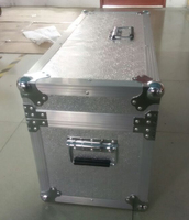 Aluminum Case Packing For 1/14 Volvo FMX Truck