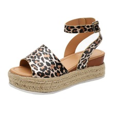 Oeak Wedges Sandals Shoes Women  Heels Torridity Shoes 2019  Flop Chaussures   Sandals 2019