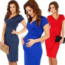 2016 Hot Selling Club Dresses Casual Women Summer Dresses Short Sleev Plus Size Maxi Beach Ladies Maternity Dress Clothing