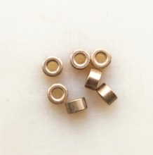 20pcs/lot Inner D :3mm Outer d:6mm  Length: 3.5mm. Oily bearing copper sleeve