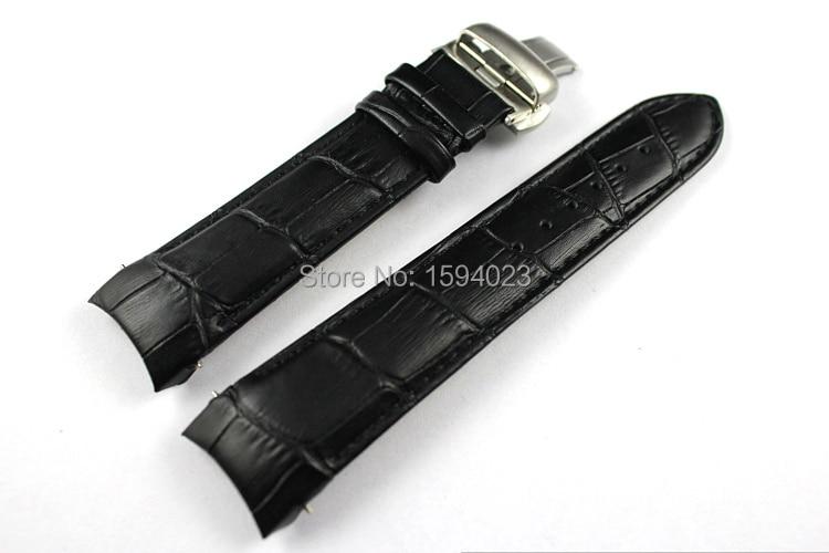 22 mm (hebilla 20 mm) para T035407A T035410A T035446A hebilla de - Accesorios para relojes - foto 3