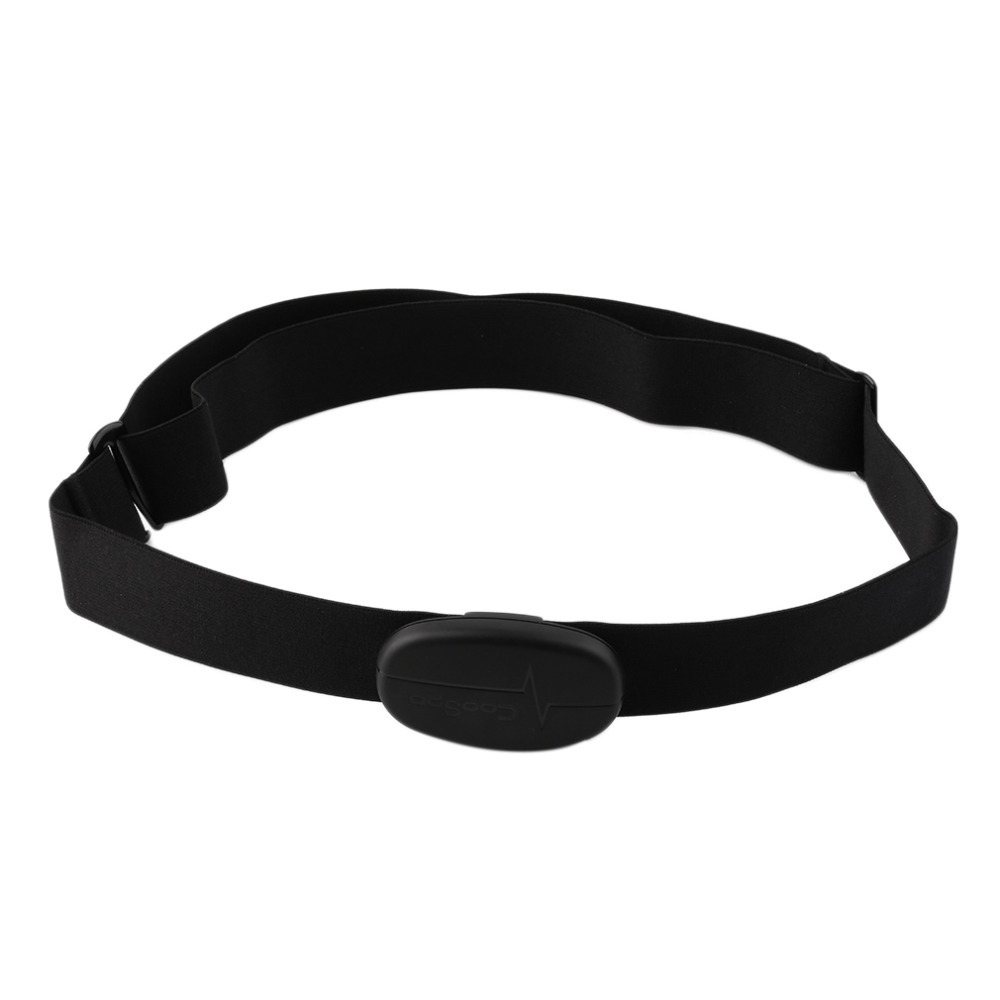 2020 New Bluetooth V4.0 Wireless Sport Heart Rate Monitor Fitness CooSpo H6 ANT Smart Sensor Chest Strap for Mobile Cell Phone