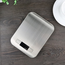 1 piece Digital Kitchen Scale 5kg 10kg Cooking High Accuracy Food  Back-Lit LCD Display  Auto Off Kitchen gadget цена 2017
