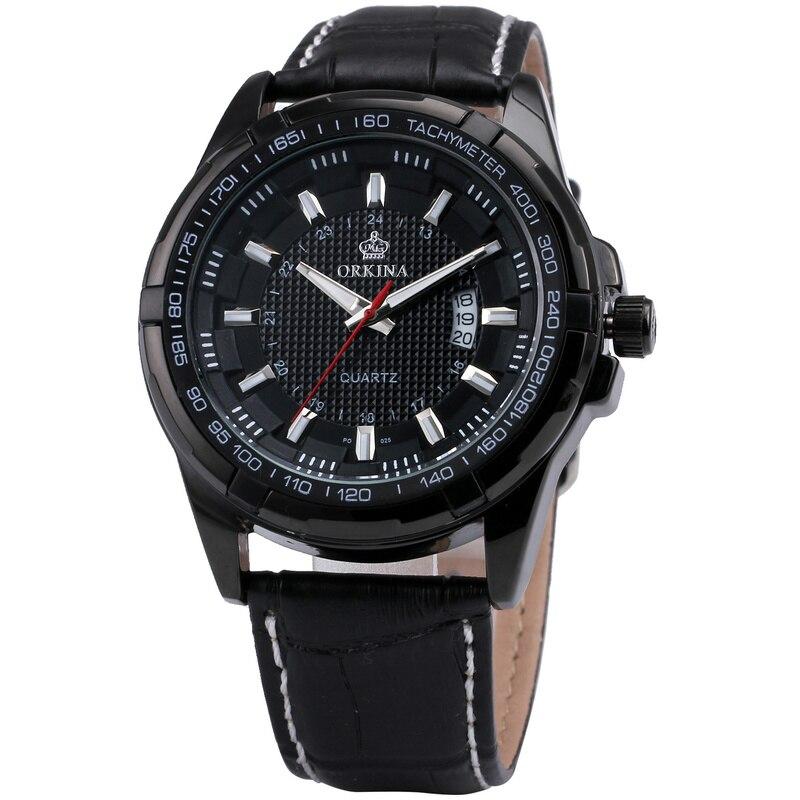 orkina 2017 sport quartz watches leather