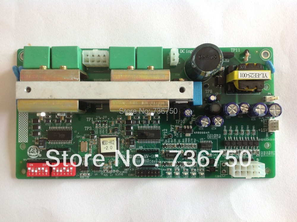 Genuine Dahao P N MD101D HV MD101D Card X Y Motor Drive Board for China embroidery