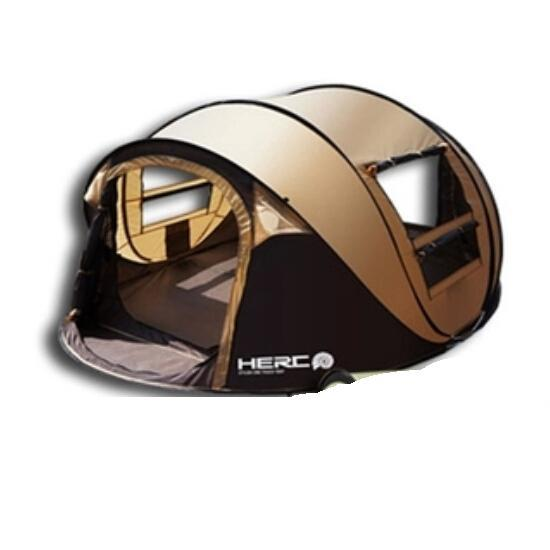 2017 nouvelle super automatique 5-6 personnes coréen marque bâtiment compte gratuit camping tente - 3