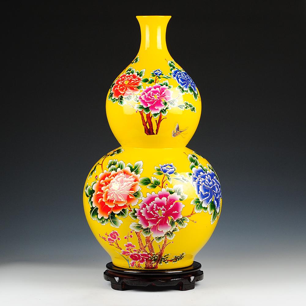 Deko wohnzimmer vasen gold  Online Get Cheap Keramik Vase Dekoration Gold -Aliexpress.com ...