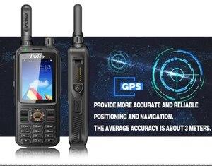 Image 3 - 2019 새로운 네트워크 양방향 라디오 T298s WCDMA GSM WIFI GPS 블루투스 워키 토키 UHF 인터콤 트랜시버
