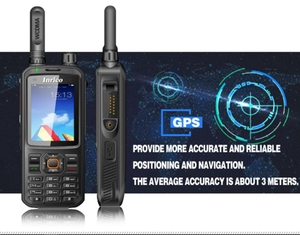 Image 3 - 2019新ネットワーク双方向ラジオT298s wcdma、gsm無線lan gps bluetoothトランシーバーuhfインターホントランシーバ