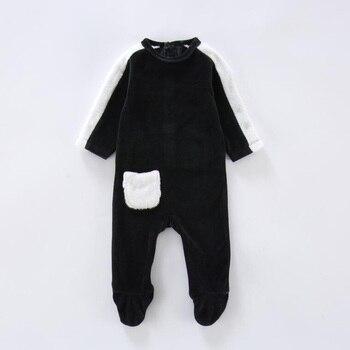 Baby bodysuit pyjamas kids clothes long sleeves children clothing newborn baby overalls children boy girls clothes baby jumpsuit 1