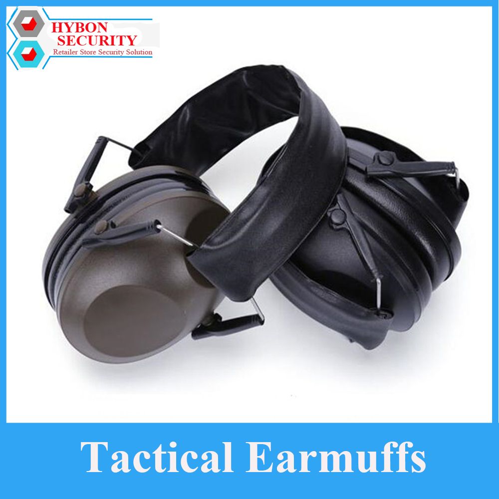 Earplugs Noise Reduction Ear Protection Shooting Hearing Protective Soundproof Headphones Tactical Earmuffs for Shooting Hunting new professional soundproof foldaway durable protective ear plugs for noise ear muffs hearing ear protection