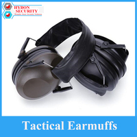 Earplugs Noise Reduction Ear Protection Shooting Hearing Protective Soundproof Headphones Tactical Earmuffs for Shooting Hunting